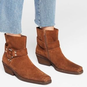Free People Jeffrey Campbell Fairfax Western Boot